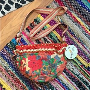 Canvas, Sakroots Crossbody